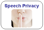 Speech Privacy