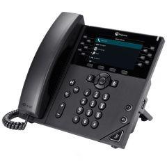 POLYCOM VVX 450 BUSINESS IP TELEPHONE BLACK (NEW)