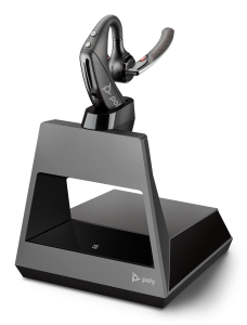 PLANTRONICS VOYAGER 5200 UC OFFICE BLUETOOTH HEADSET SYSTEM