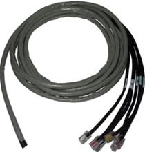 NEC INSTALLATION CABLE (MOD8 - 25 PAIR) (NEW)