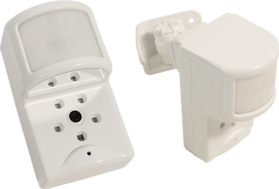 QOLSYS IQ WIRELESS MOTION DETECTOR WITH BUILT-IN STILL CAMERA