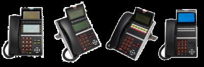 NEC UNIVERGE IP (DT800) AND DIGITAL (DT400) TERMINALS BROCHURE
