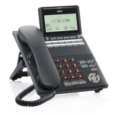 NEC DTK-12D-1 BK TELEPHONE (NEW)