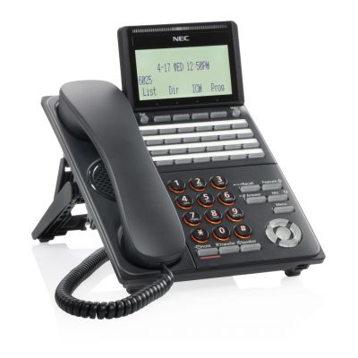 NEC DTK-24D-1 BK TELEPHONE (NEW)