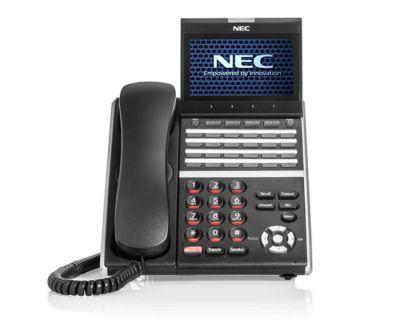 NEC ITZ-24CG-3 BK IP TELEPHONE (NEW)