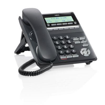NEC ITK-6DGS-1 BK IP TELEPHONE (NEW)