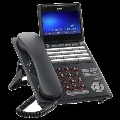 NEC ITK-24CG-1 BK IP COLOR DISPLAY TELEPHONE (NEW)