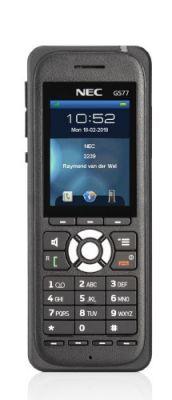 NEC G577 IP DECT HANDSET (NEW)