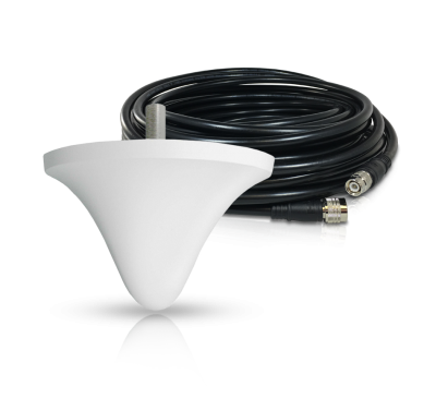 ENGENIUS INDOOR CEILING-MOUNT ANTENNA & CABLE KIT