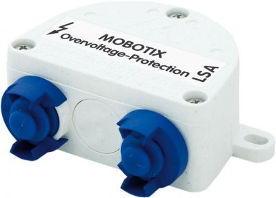 MOBOTIX NETWORK CONNECTOR WITH SURGE PROTECTION, LSA VERSION (NEW)