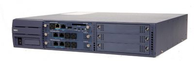 NEC UNIVERGE SV8100 128 IP PKG. (NEW)
