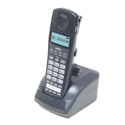 NEC ITL-8R-1 CORDLESS DECT IP TELEPHONE (NEW)