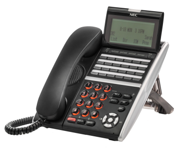 NEC ITZ-24D-3 BK IP TELEPHONE (NEW)