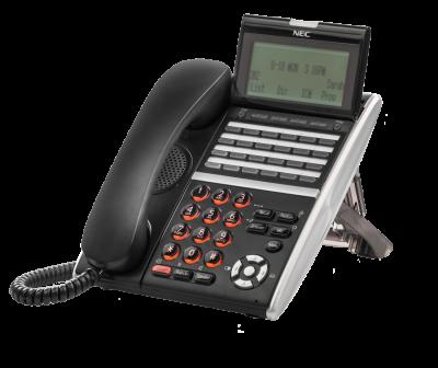 NEC ITZ-24D-3 BK IP TELEPHONE REPAIR