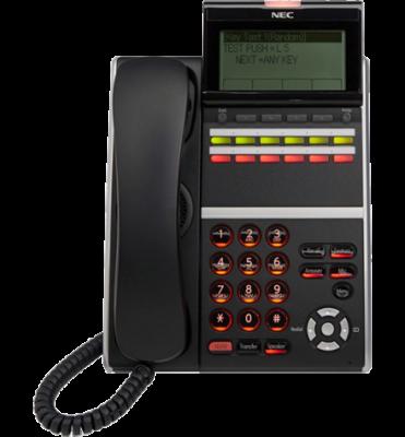 NEC DTZ-12D-3 BK TELEPHONE (NEW)