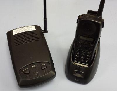 NEC DTR-4R-2 CORDLESS II TELEPHONE REPAIR