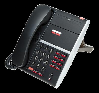 NEC DTZ-2E-3 BK TELEPHONE (NEW)