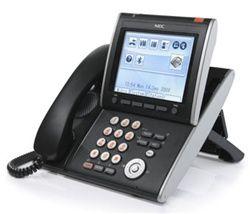 NEC ITL-320C-2 BK IP TELEPHONE (NEW)