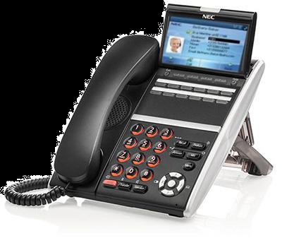 NEC ITZ-12CG-3 BK IP TELEPHONE (NEW)