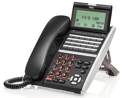 NEC ITZ-24DG-3 BK IP TELEPHONE (NEW)