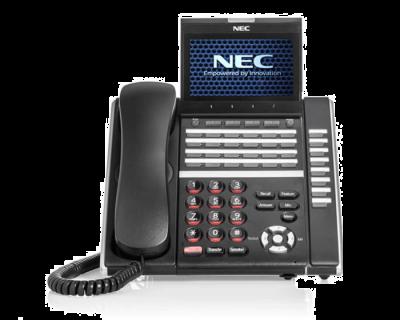 NEC ITZ-32CG-3 BK IP TELEPHONE (NEW)