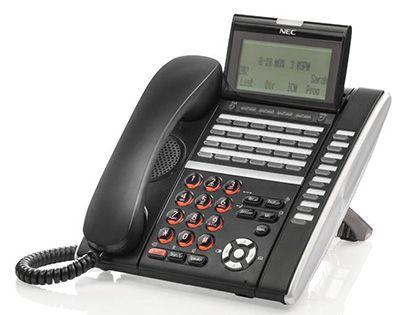 NEC ITZ-32DG-3 BK IP TELEPHONE (NEW)