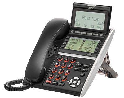 NEC ITZ-8LD-3 BK IP TELEPHONE (NEW)