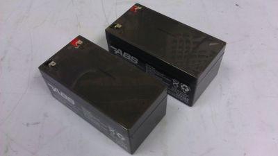 NEC NEAX2000 INTERNAL BATTERIES (SET OF 2) (NEW)