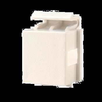 ORTRONICS TECH CHOICE TRAC JACK BLANK (10 PACK) (FOG WHITE)