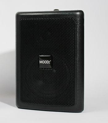 DMX MOOD SM104 SURFACE SPEAKER (BLACK)