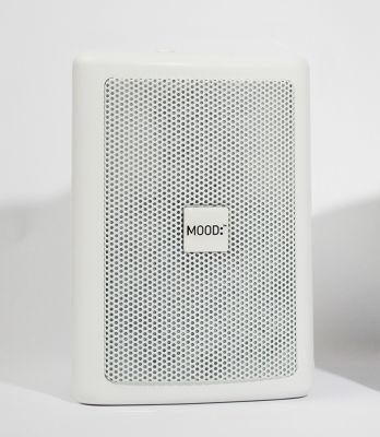 DMX MOOD SM104 SURFACE SPEAKER (WHITE)