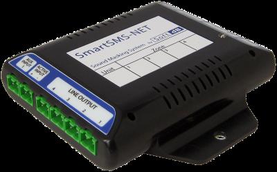 SOFT dB S12-4CH SMART SMS-NET (NEW)