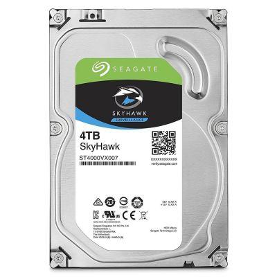 SEAGATE SKYHAWK SURVEILLANCE HDD HARD DRIVE - 4 TB - SATA-6GB/s