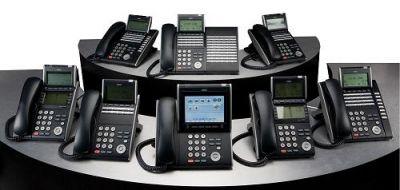 NEC UNIVERGE IP (DT700) AND DIGITAL (DT300) TERMINALS BROCHURE