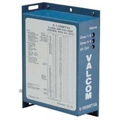 VALCOM V-1109RTVA 9-ZONE ONE-WAY PAGE CONTROL