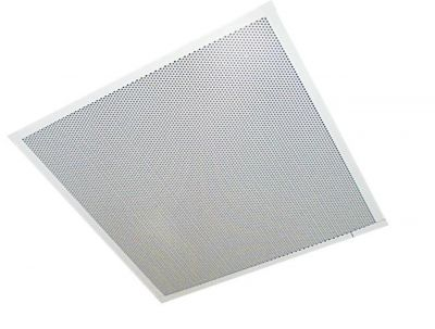 VALCOM V-1422 HIGH FIDELITY SIGNATURE SERIES 2'x2' ONE-WAY LAY-IN CEILING SPEAKER
