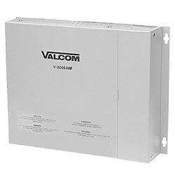 VALCOM V-2006AHF TALKBACK PAGE CONTROL WITH BUILT-IN POWER SUPPLY