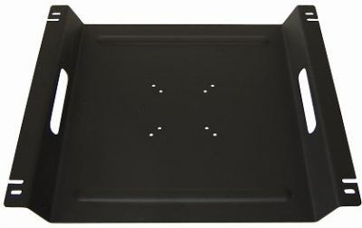 RACK MOUNT FOR LCD MONITOR - BLACK