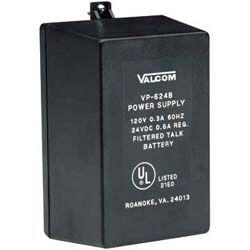 VALCOM VP-624B/D 12 POWER UNIT POWER SUPPLY