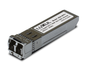 LUXUL XSA-SFP10G 10 GIGABIT SFP+ MMF MINI GBIC