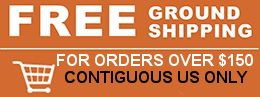 Free Shipping on Orders over $150