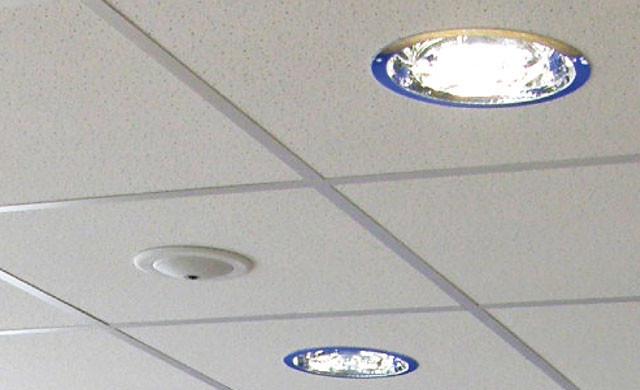 Mobotix Q25 360° Camera In-Ceiling