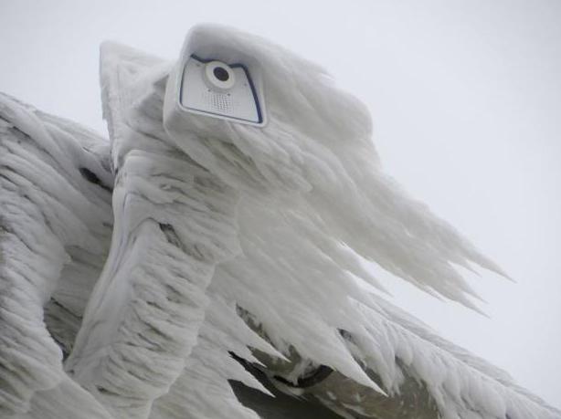 Mobotix M25 Weatherproof Camera
